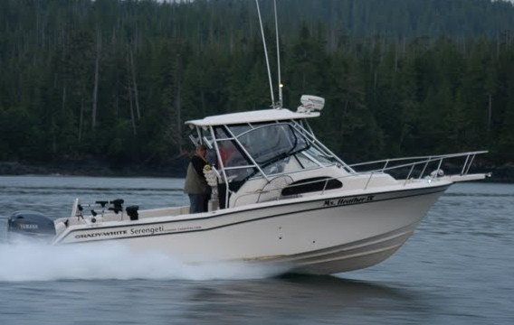 Power Boat Charters Vancouver Island